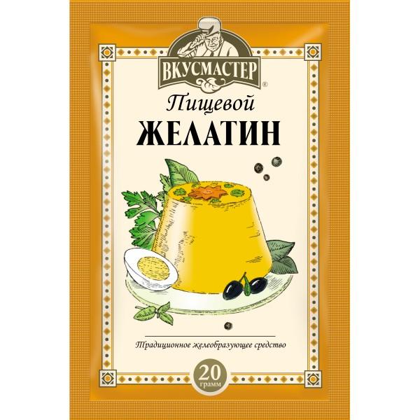 Желатин Вкусмастер 10 гр