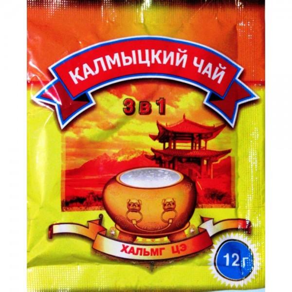 Калмыцкий чай (Хальмг Цэ) пакетик 18 гр