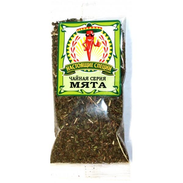 Чайная серия Мята