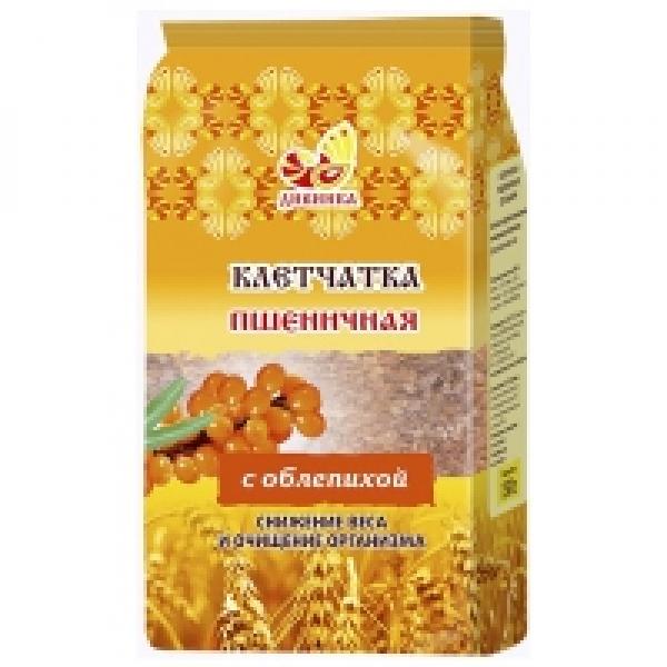 Клетчатка пшеничная Облепиха пакет 300 гр