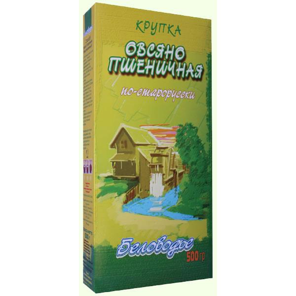 Крупка Овсяно-пшеничная по-старорусски