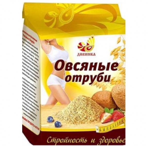 Отруби Овсяные п/п 400 гр