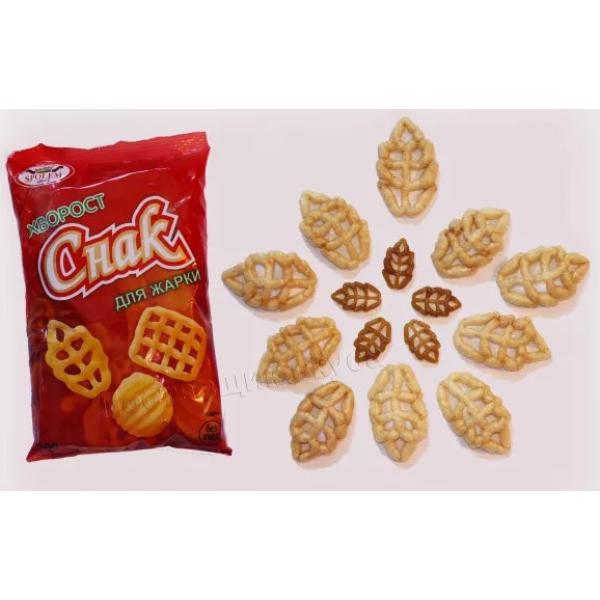 Хворост пшеничный Листик/Решетка 200 гр