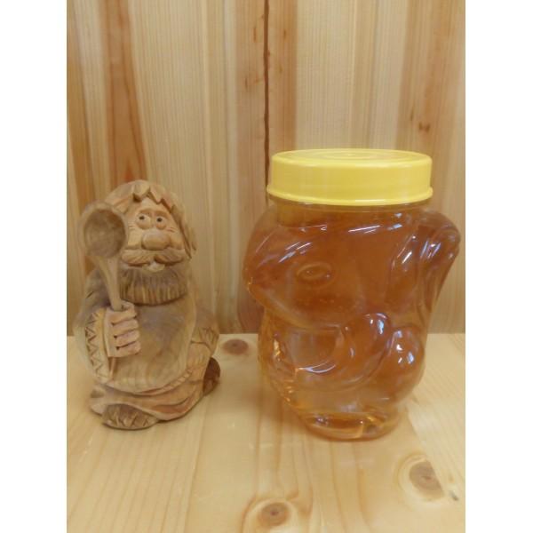 Мёд 470 гр Белочка цветочный-разнотравье
