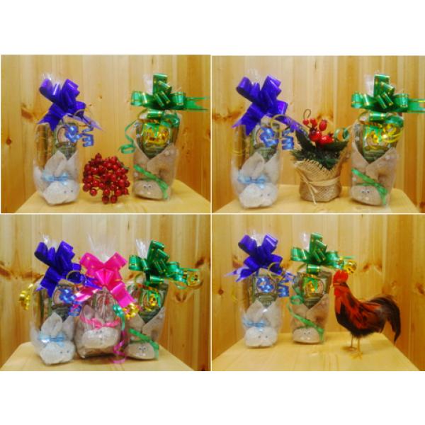 Подарочный набор Зайчик трехштучный