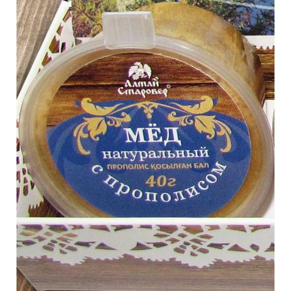 Крем-Мёд c прополисом 40 гр