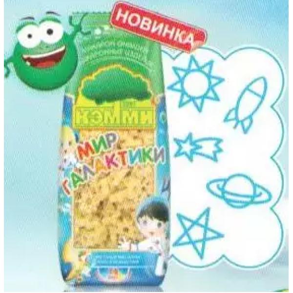 Лапша Кэмми детские мак изд Мир Галактики 250гр