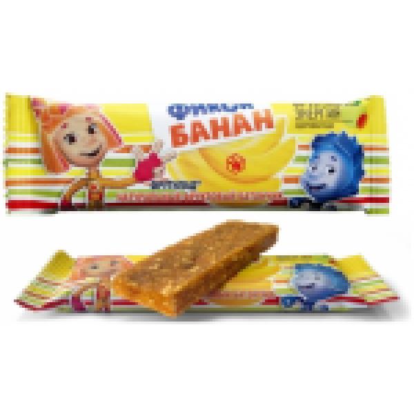 Фруктовый батончик с бананом ФиксиБанан 30г