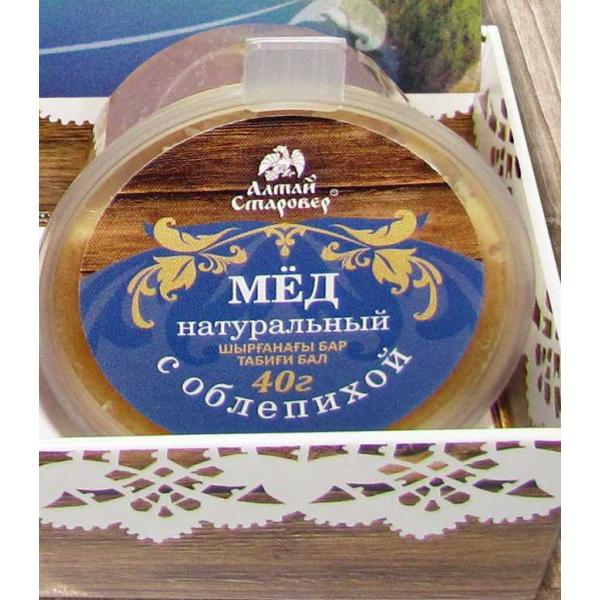 Крем-Мёд c облепихой 40 гр