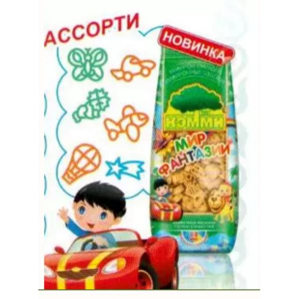 Лапша Кэмми детские мак изд Мир Фантазий 250гр