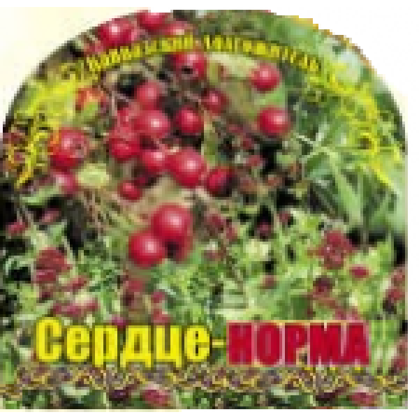 Травяной чай Сердце норма 150 гр