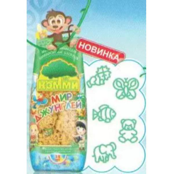 Лапша Кэмми детские мак изд Мир Джунглей 250гр