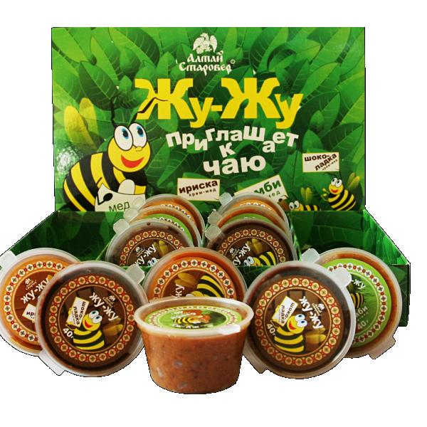 Крем-Мёд Шоколадка 40 гр