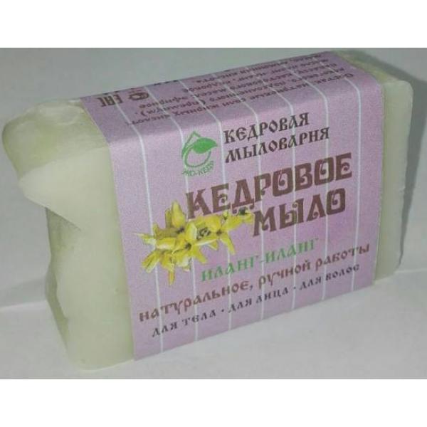 ЭКОКЕДР Мыло Ила...