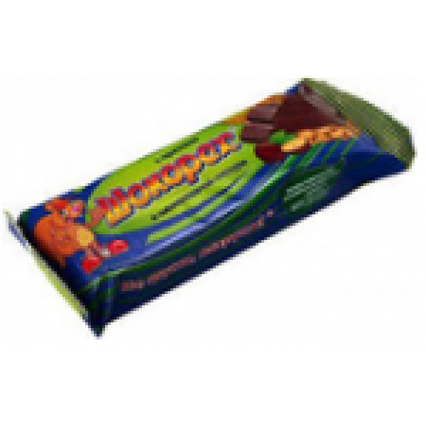 Вкусняка ШОКОРЕХ в шоколадной глазури, с орехом 35 гр