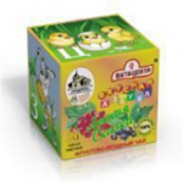Травяной чай пакетированный ЛЕСНАЯ СКАЗКА (Вкусная азбука)