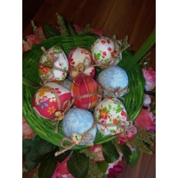 Красивое пасхальное яичко