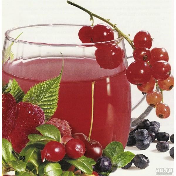 Кисель большой плодово-ягодный витаминизированный 500 гр