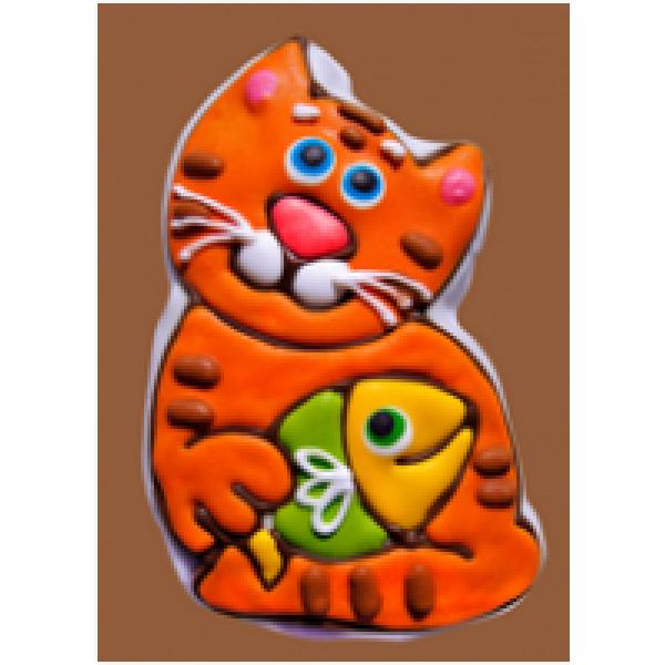 Кошка (130 гр)    13*13 см
