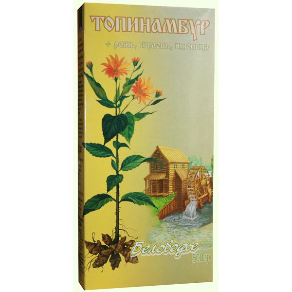 Крупка Мультизерновая Топинамбур+рожь, ячмень, пшеница