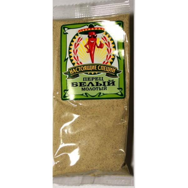Перец белый молотый 25 гр